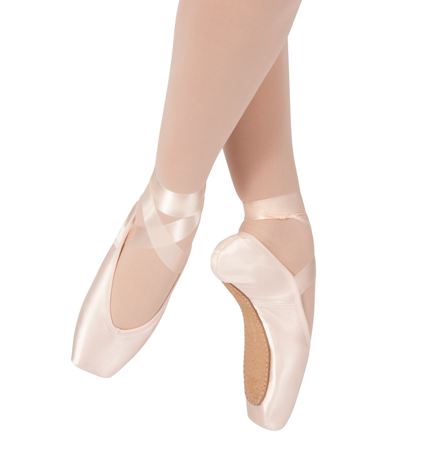 Russian Pointe Adult Sapfir Pointe Shoes (Sapphire) for Women
