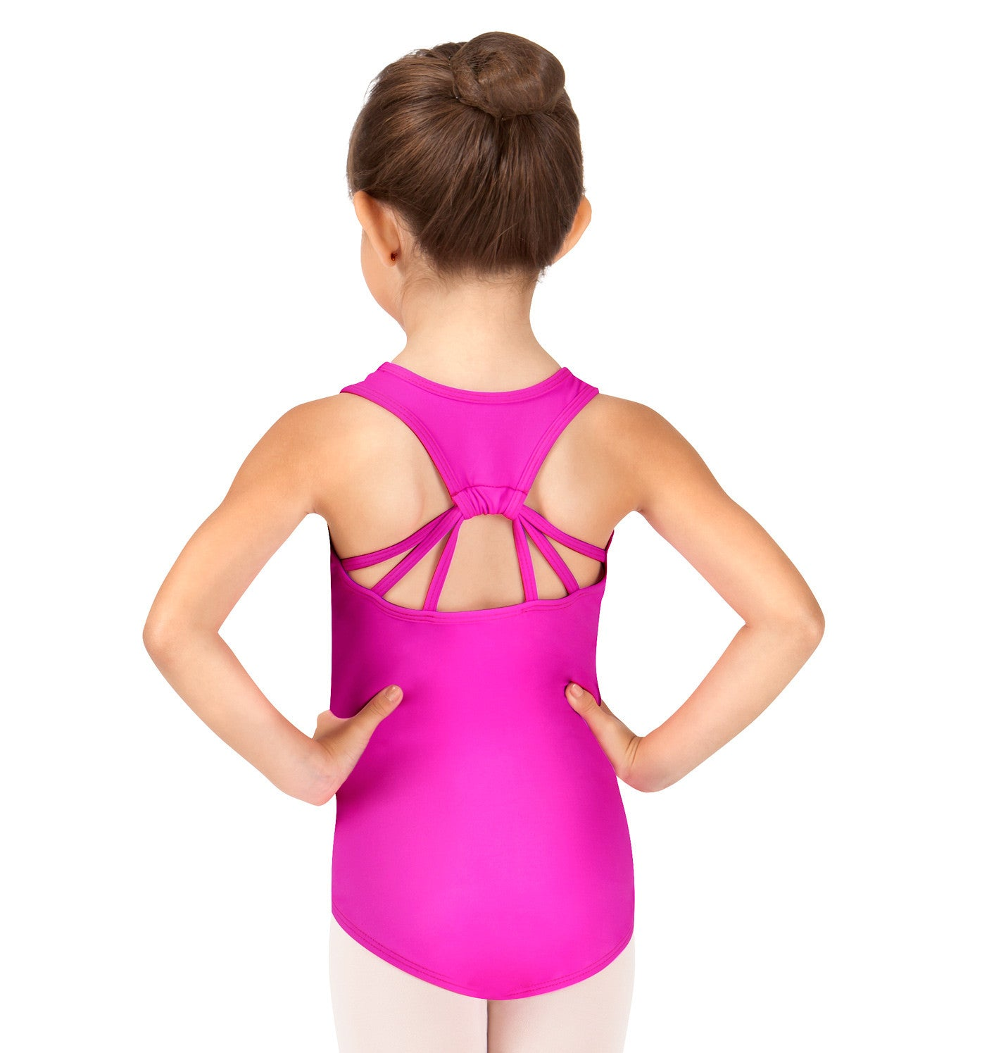 Racerback Tank Leotard for Girls