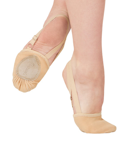 "Theatricals ""Lyrical Flow"" Canvas Closed-Toe Lyrical Shoes"