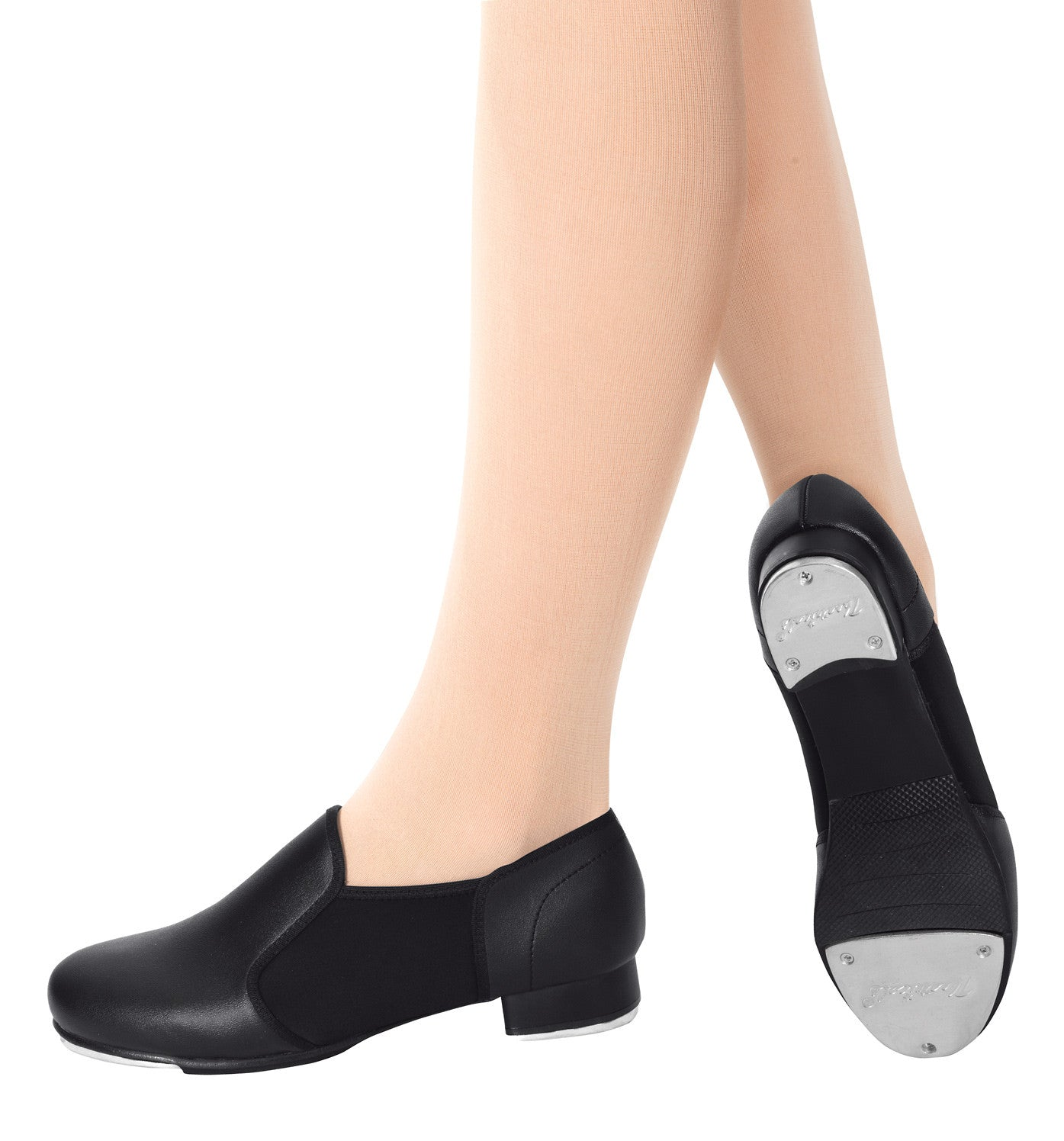 Neoprene Insert Tap Shoes for Girls