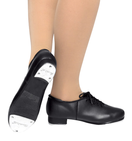 Theatricals Lace Up Tap Shoes for Girls