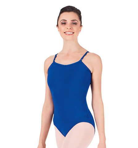 Capezio Adult Adjustable Strap Leotard for Women