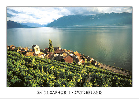 10121 - SAINT-SAPHORIN, Switzerland