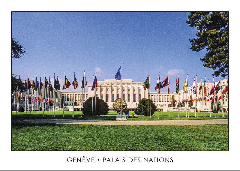 10280 - Geneva - Palais des Nations, Switzerland