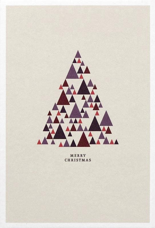 11-1.140 - Christmas Triangles