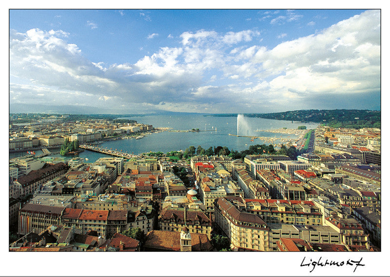 16042 - Geneva - View from St. Peter