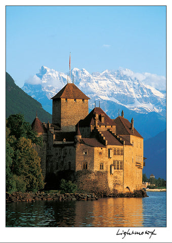 Castle of Chillon, Switzerland