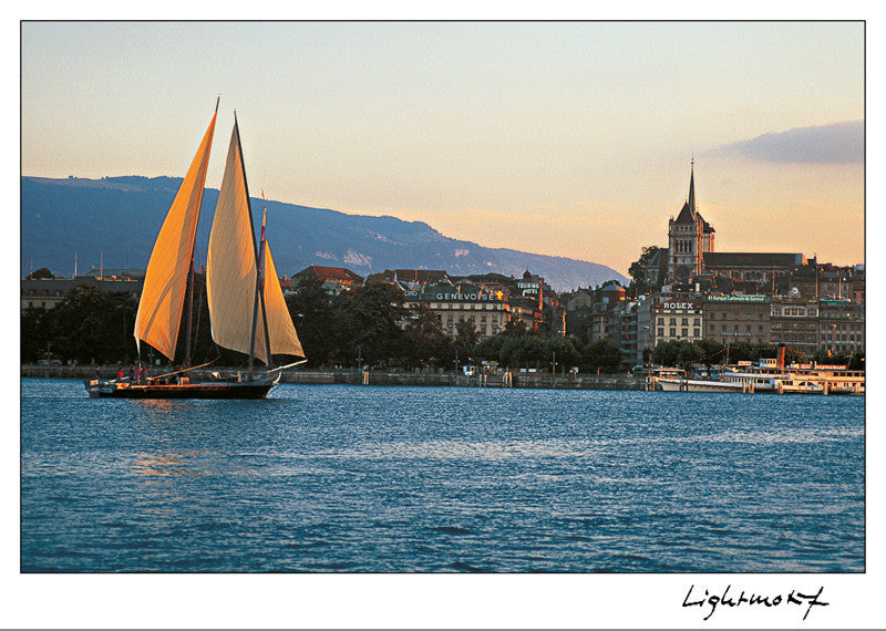 16118 - Geneva - The « Neptune », Switzerland