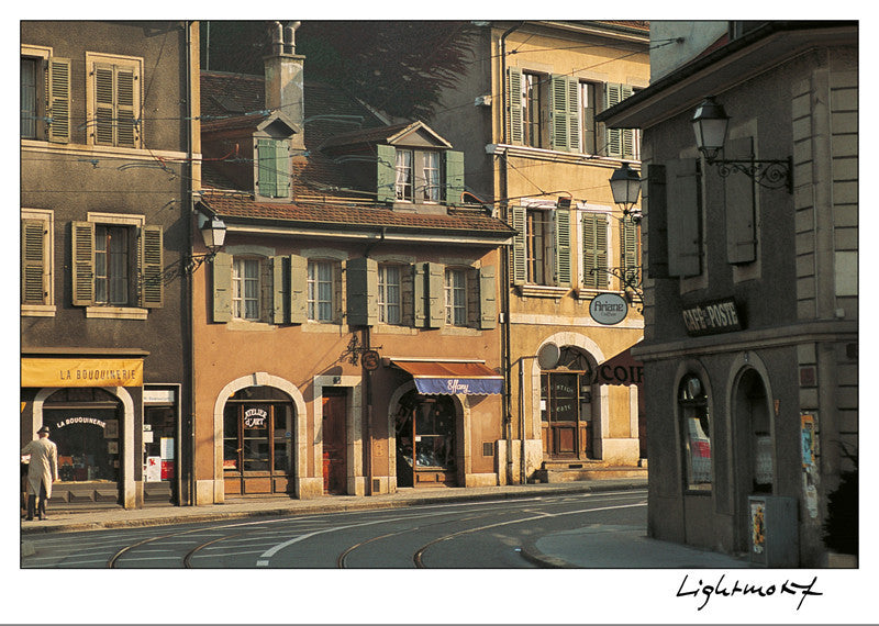 16236 - Carouge - Rue Ancienne, Switzerland