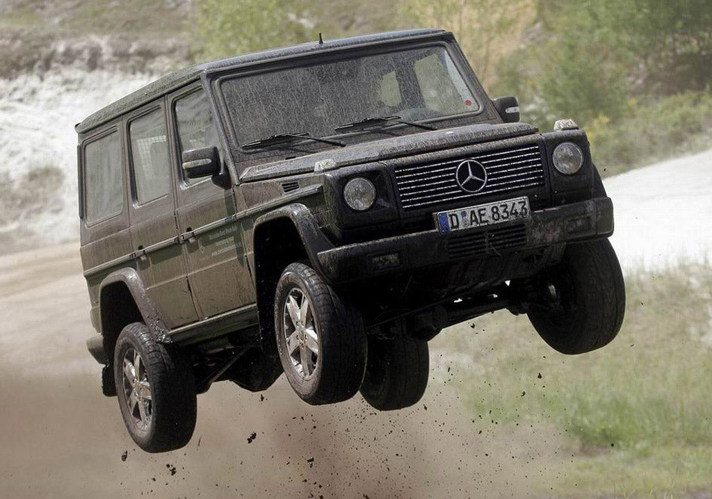 In Celebration of… The Mercedes-Benz G-Class