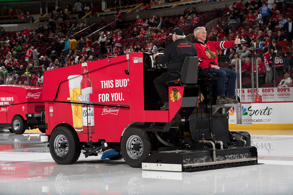 A Brief History of the Zamboni