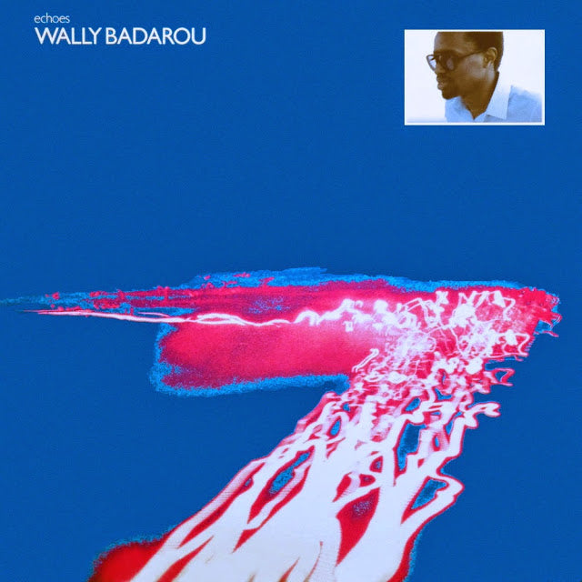 Wally Badarou Echoes Album Cover - Adsum