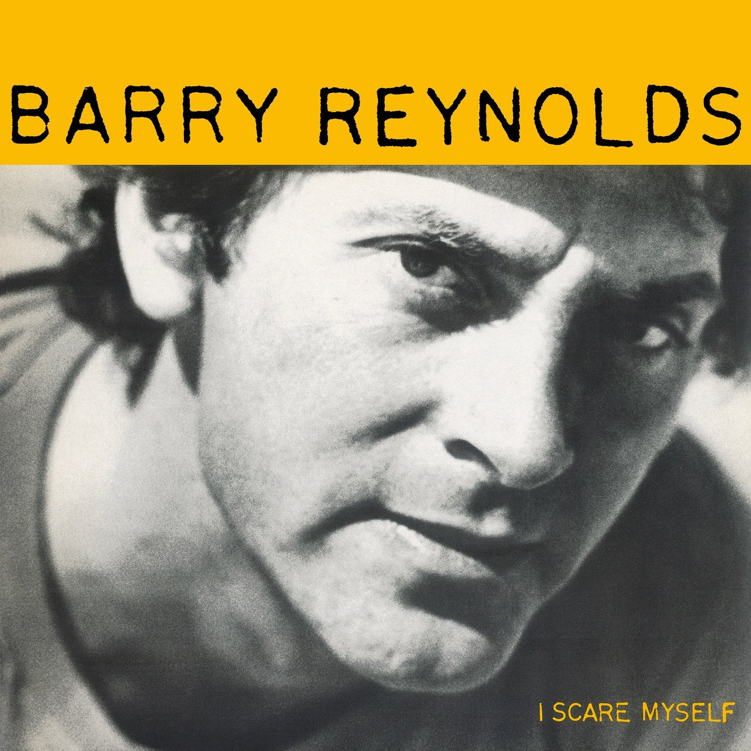 Barry Reynolds I Scare Myself Album Cover - Adsum