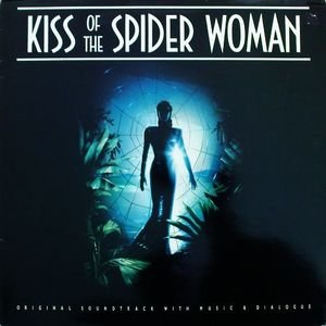 Kiss of the Spider Woman Soundtrack Album Cover - Adsum