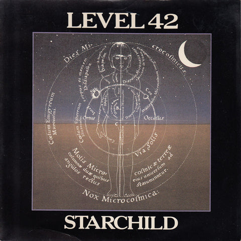 Starchild Level 42 Album Cover - Adsum