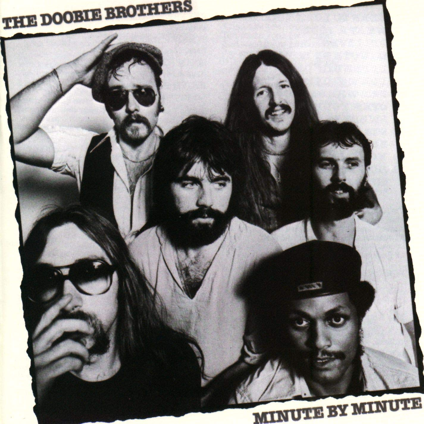 The Doobie Brothers Minute by Minute Album Cover - Adsum