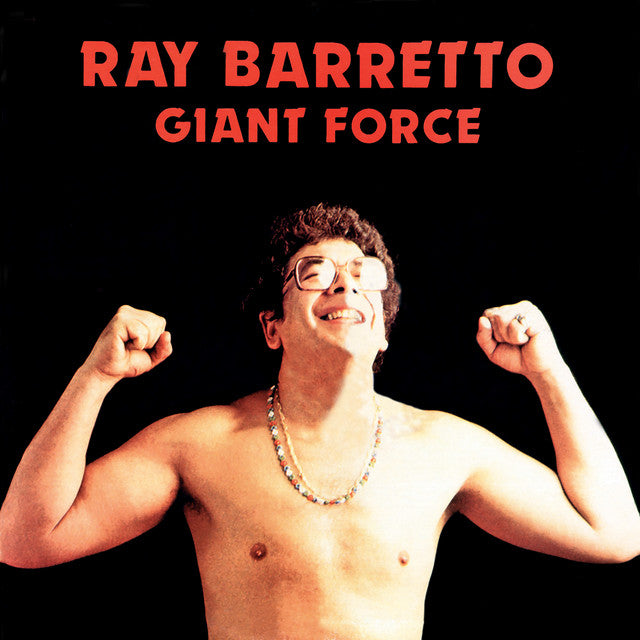 Ray Barretto Giant Force Album Cover - Adsum