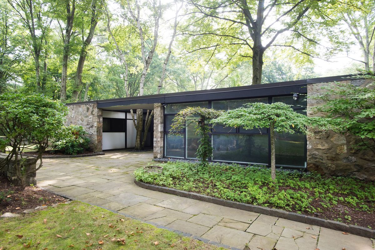 Paul Rand House - Adsum