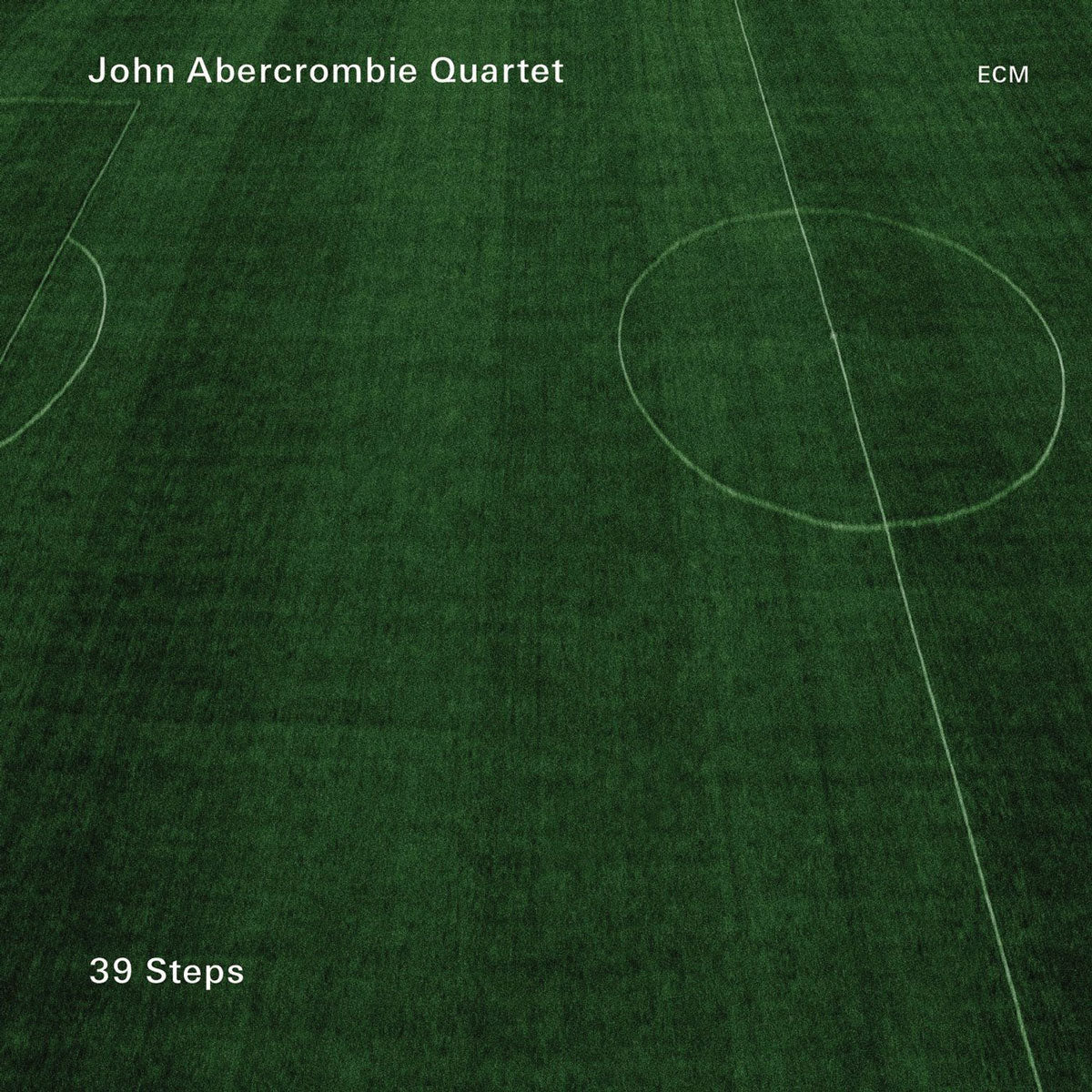 ECM Records John Abercrombie 39 steps cd - Adsum