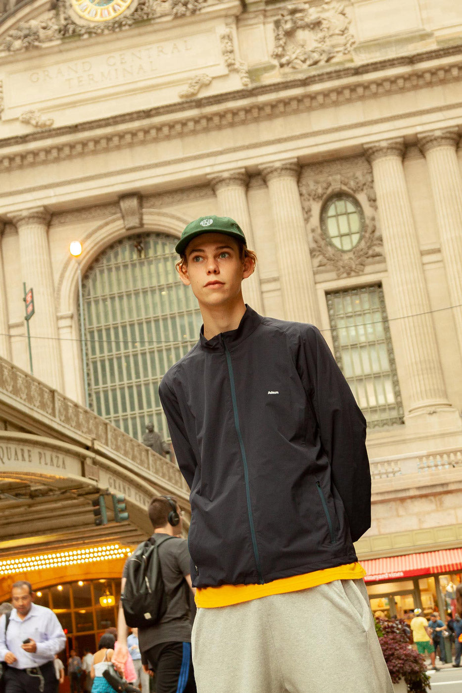 Wind Jacket & OD Hats 1 - Adsum