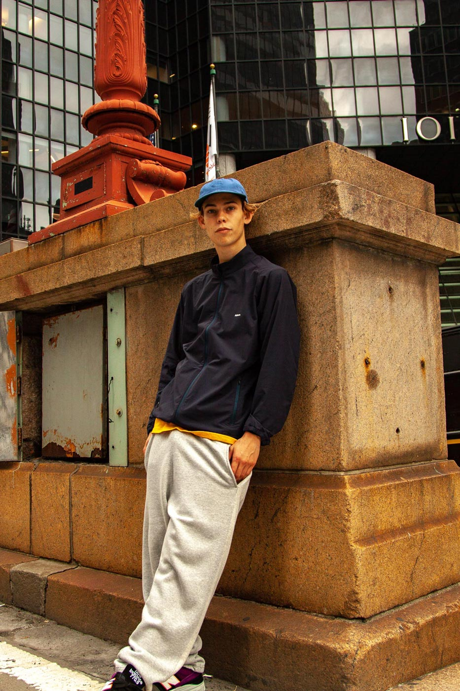 Wind Jacket & OD Hats 3 - Adsum