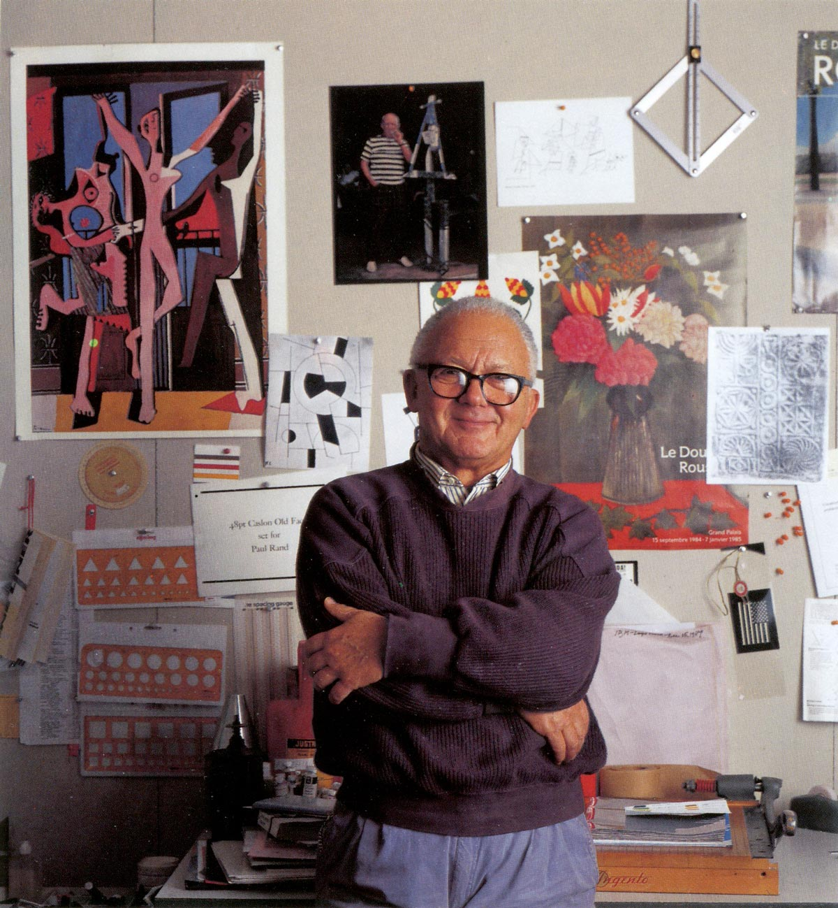 Paul Rand Profile