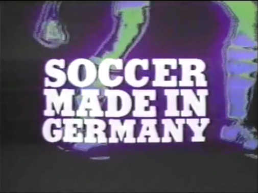 Soccer Made in Germany PBS - Adsum