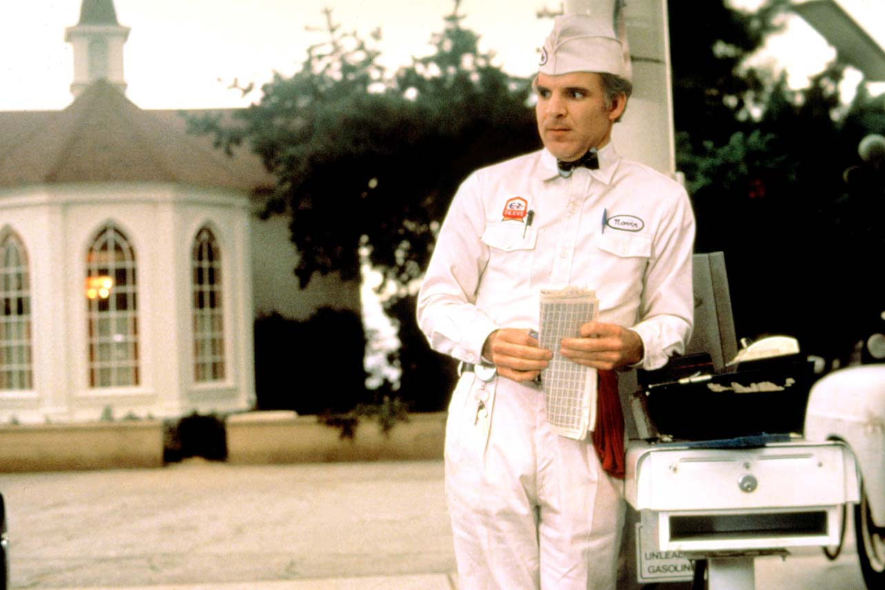 The Jerk Steve Martin - Adsum