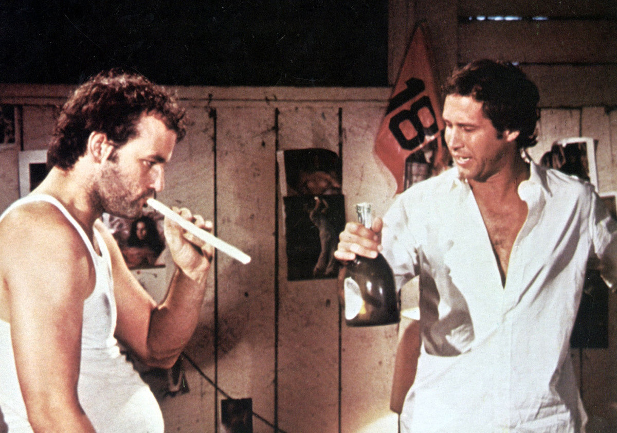Bill Murray and Chevy Chase Caddyshack - Adsum