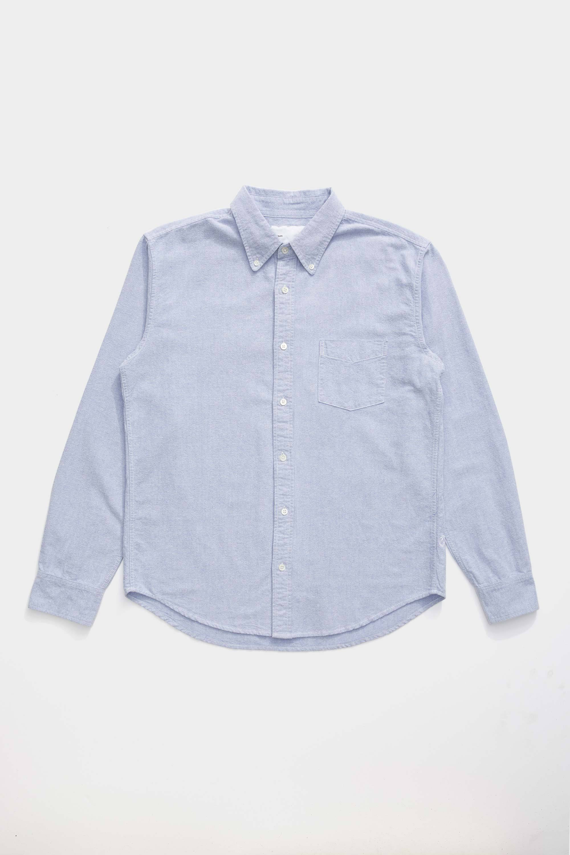 Oxford Buttondown Shirt - Navy