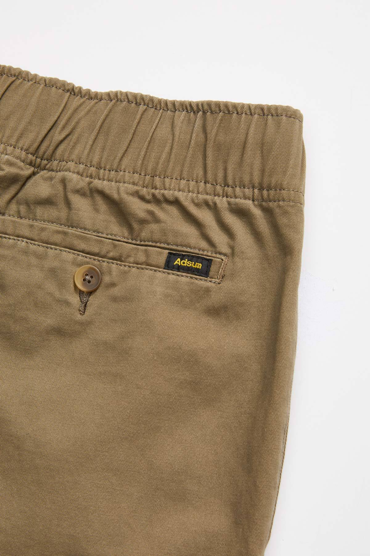 Bank Pant - Olive Drab Twill