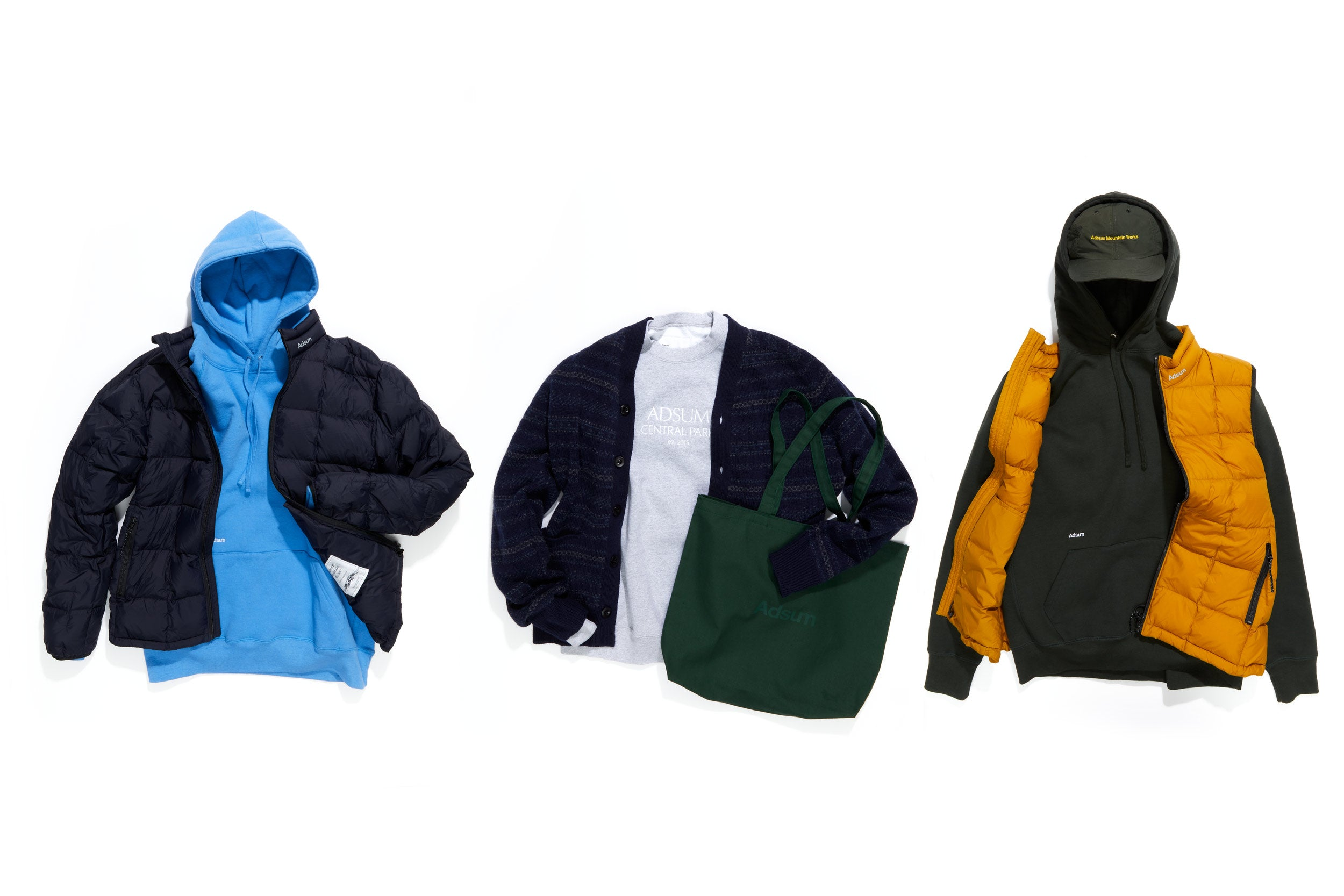 Sweat Tops and Outerwear