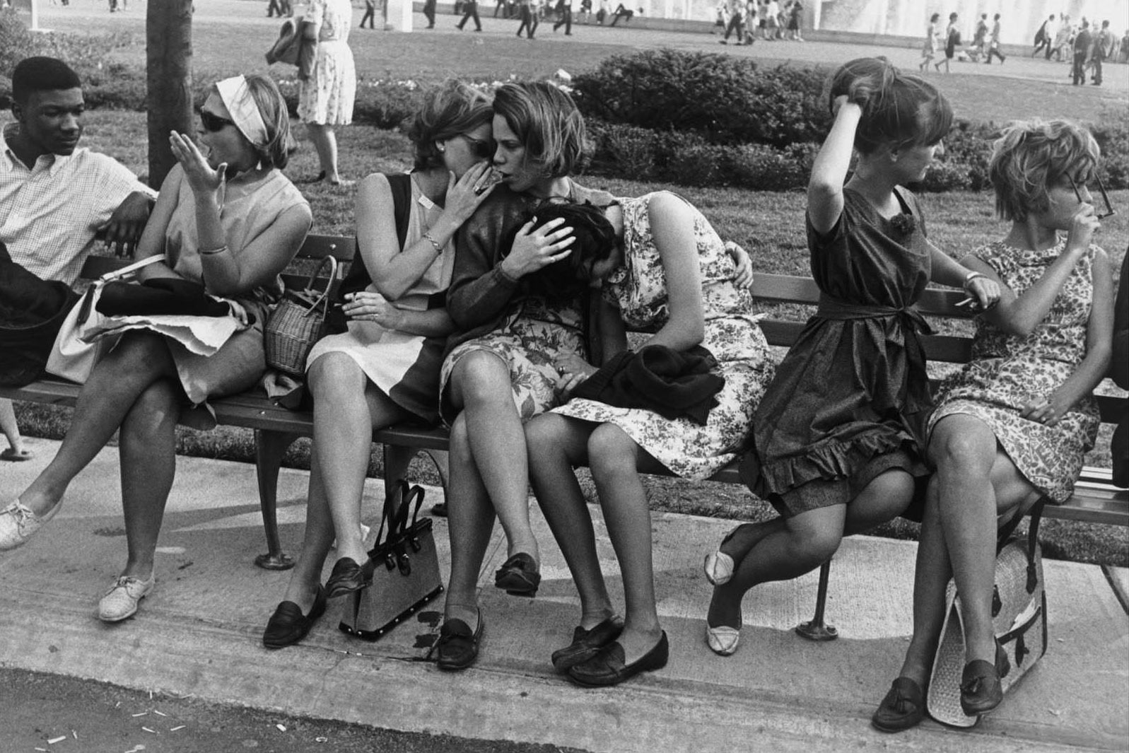 Girls Garry Winogrand - Adsum