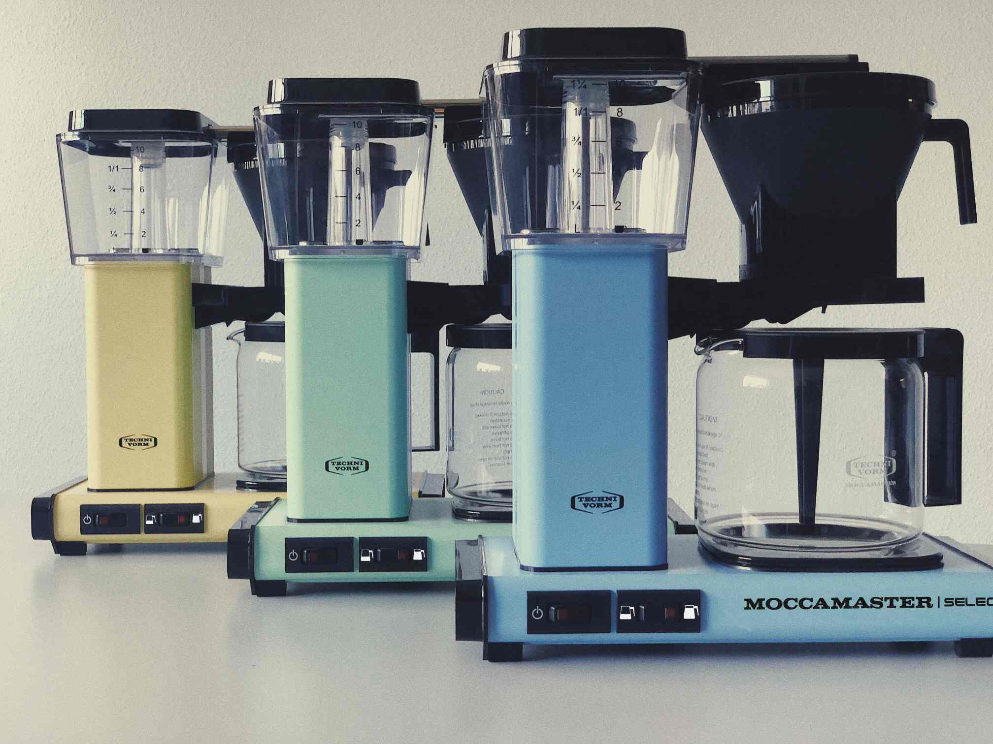 Moccamaster in Multiple Colors - Adsum