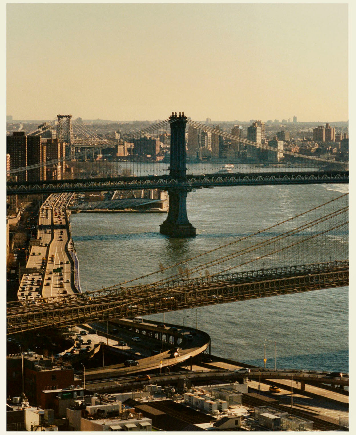 Quentin de Briey NYC Bridges - Adsum