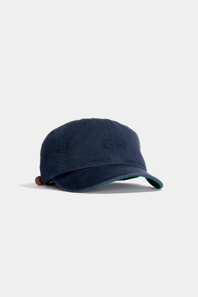 Overdyed Core Logo Hat - Dark Navy