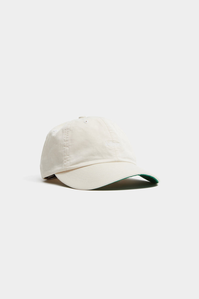 Overdyed Core Logo Hat - Beige