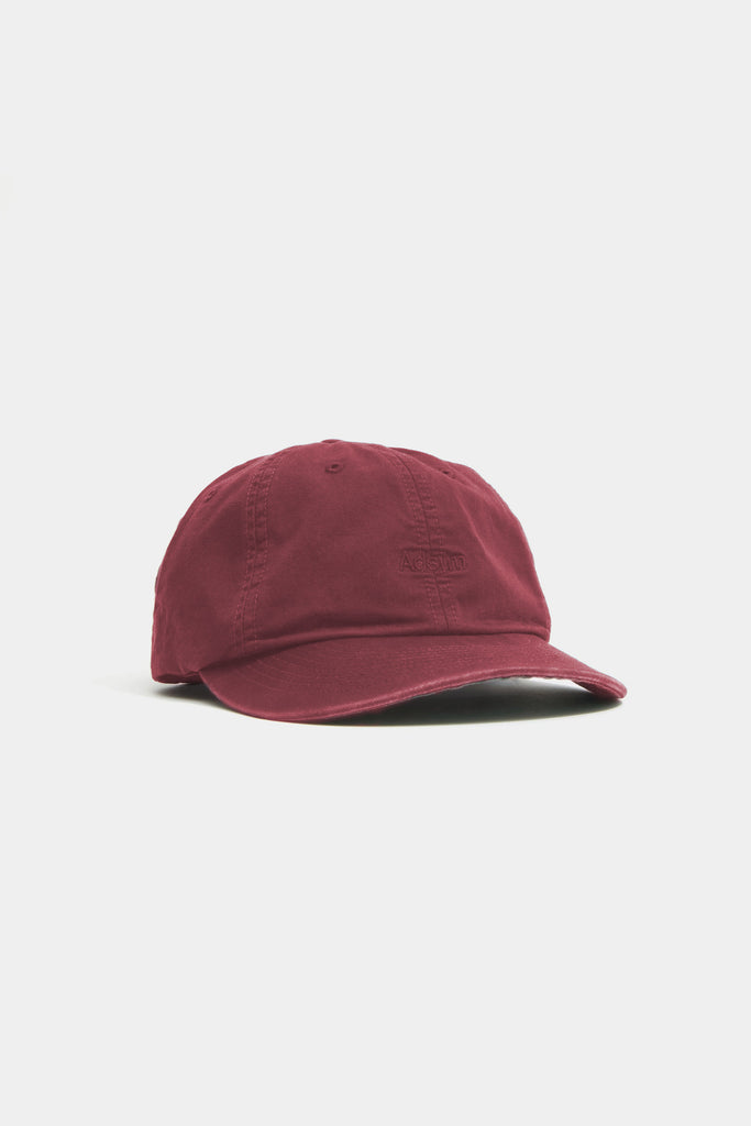 Overdyed Core Logo Hat - Raspberry