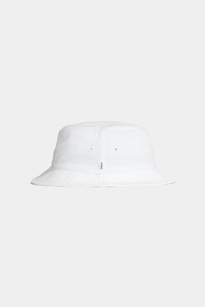 Daisy Bucket Hat - White