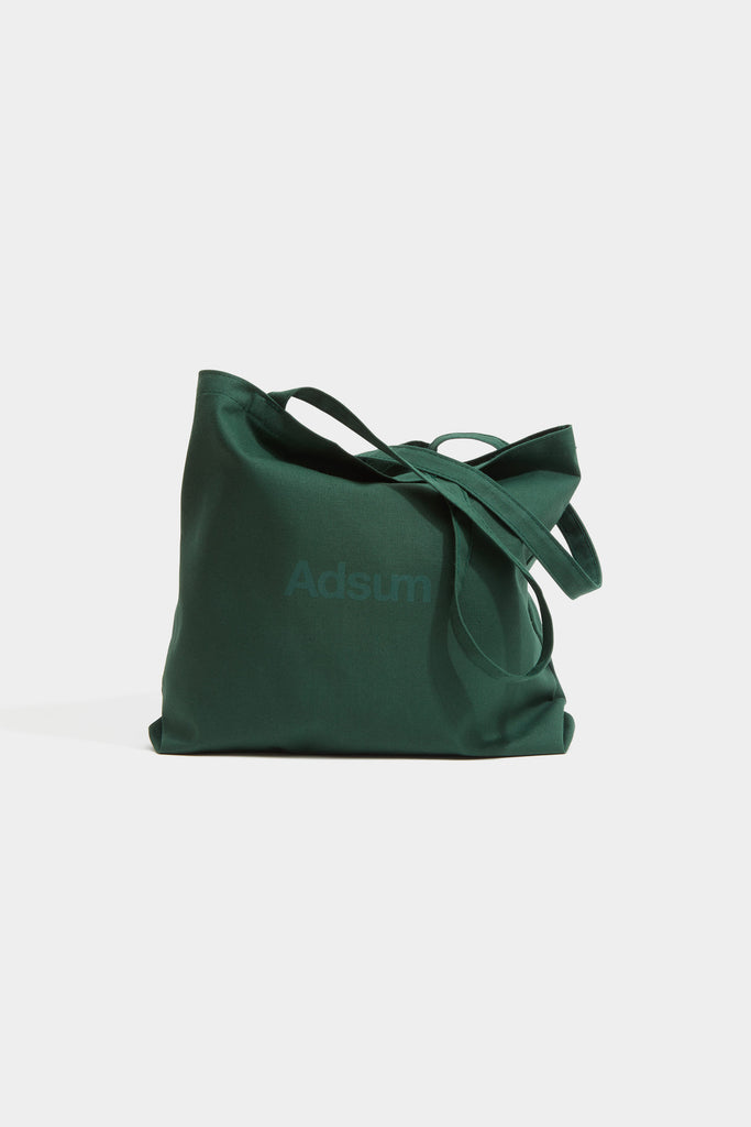 Core Logo Tote Bag - Green