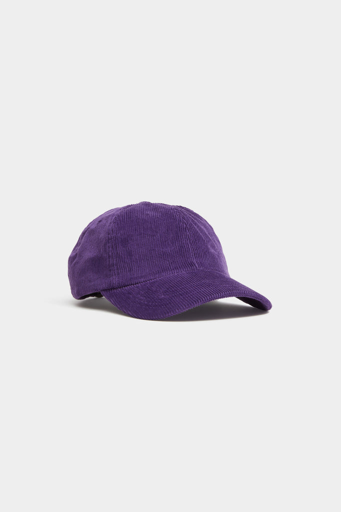 Hat - Purple Cord