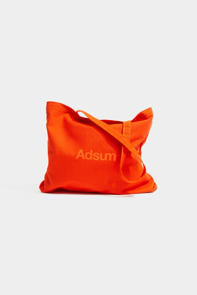Core Logo Tote Bag - Orange