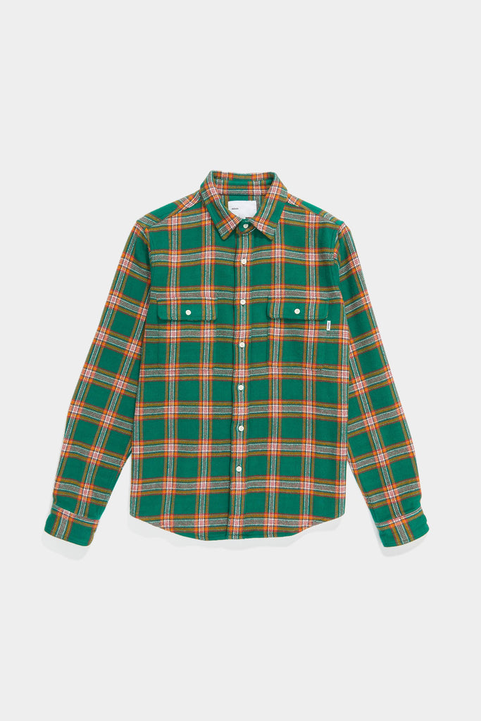 Workshirt - Green Plaid