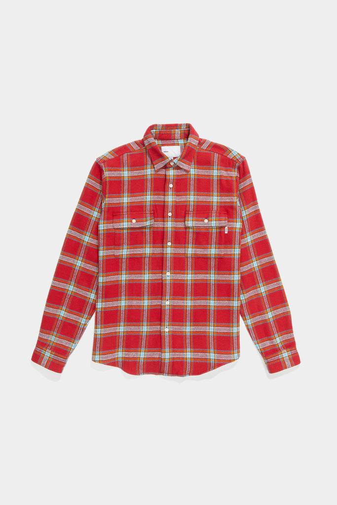 Workshirt - Red Plaid