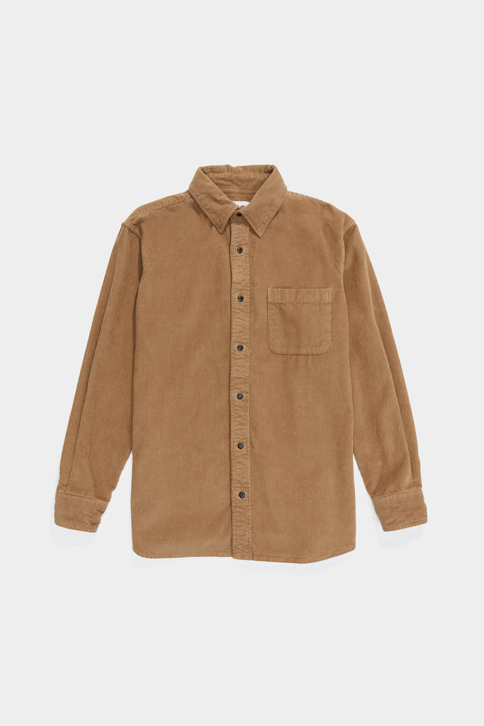 Premium BD Shirt - Brown Cord