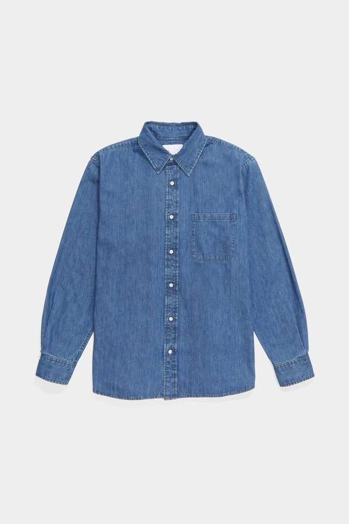 Premium BD Shirt - Denim