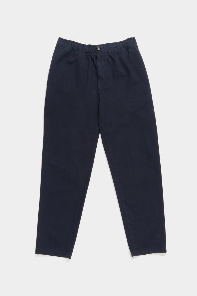 Bank Pant - Navy Twill
