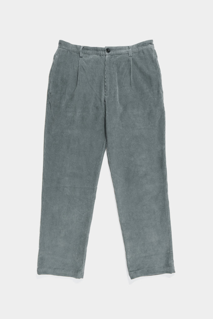 Hogan Pant - Grey-Green Cord