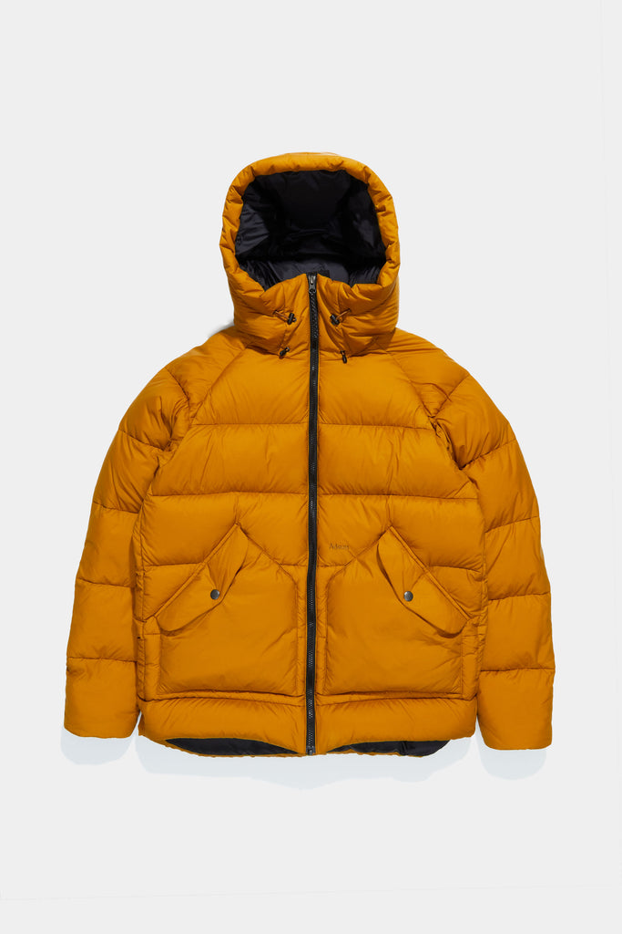 Alpine Jacket - Gold