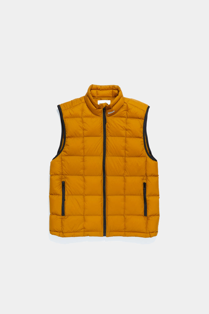 Hyperlight Down Vest - Gold